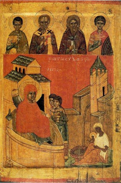 Сегодня православный мир отмечает Рождество Пресвятой Бородицы