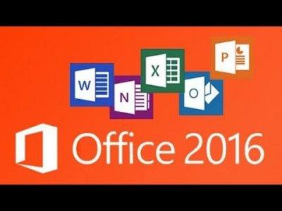 Корпорация Microsoft выпустила новейший Office 2016