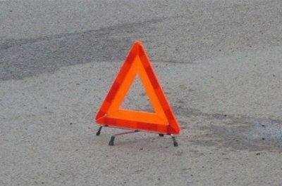 Прошлой ночью пьяная краснодарка попала в ДТП на угнанном авто