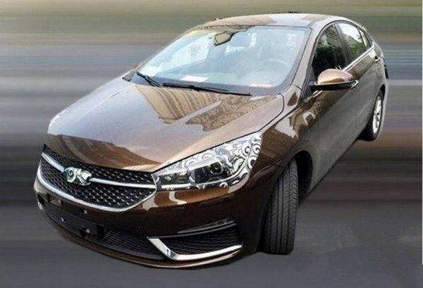 Компания Chery намерена запустить в серийное производство седан Arrizo 5