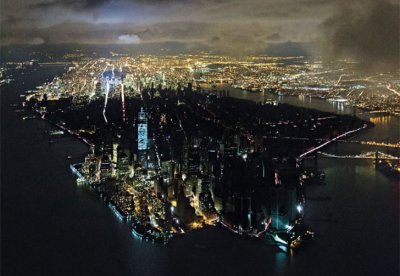 """Ученые: Следующий """"сезон ураганов"""" грозит Нью-Йорку затоплением"""