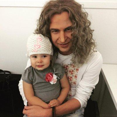 У Леонида Агутина появилась трехлетняя дочь