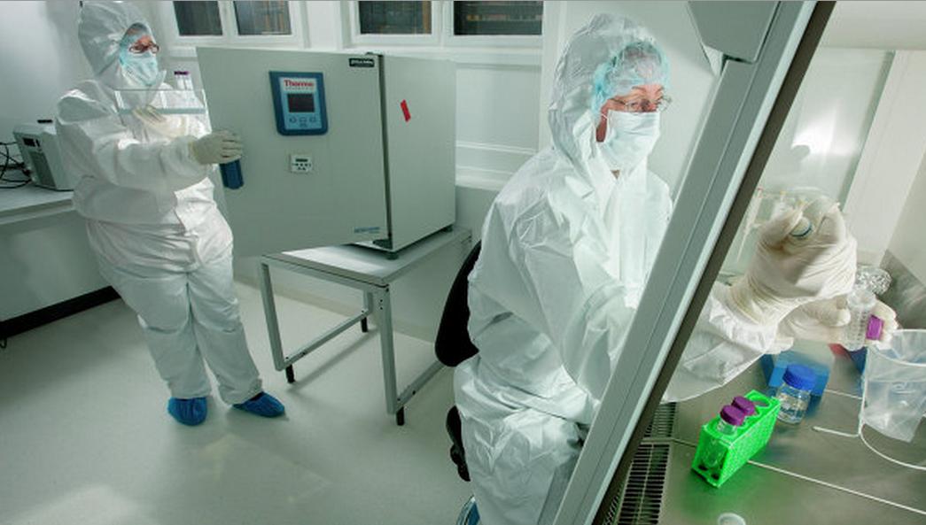 human genetics lab