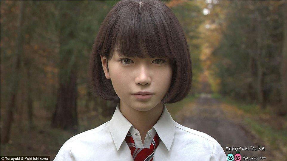 Японские девушки раком 14 фотография