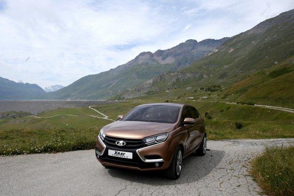 АвтоВАЗ выпустит новый LADA XRay с 1,8-литровым двигателем и АМТ