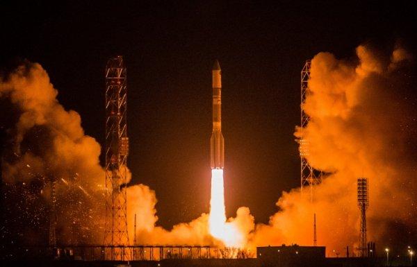 С космодрома Байконур успешно стартовал «Прогресс М-29М»