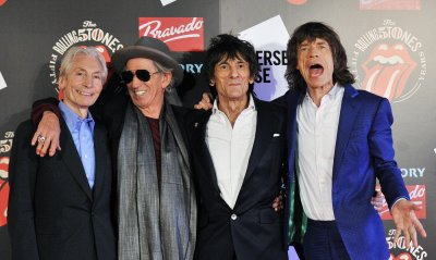 � �� ������������ ���������� �������� � �������� �The Rolling Stones�