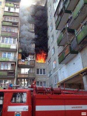 В Нижнем Новгороде жильцов дома эвакуируют из-за взрыва бытового газа