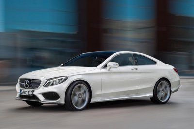 Mercedes-Benz �������� ���� ������ �� ������� �-Class Coupe 2016