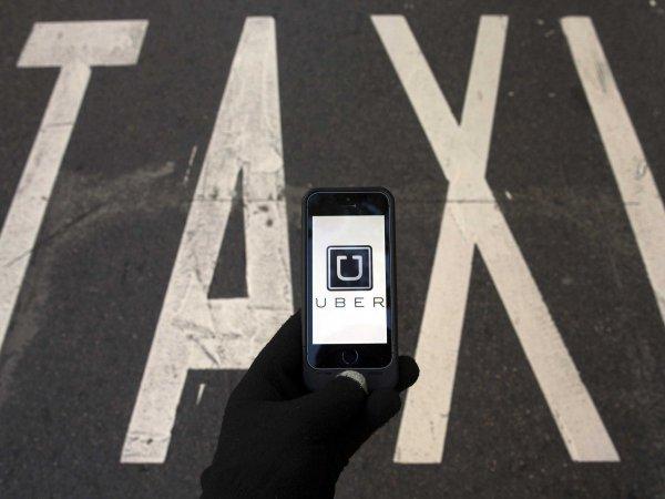 В Uber произошла утечка личных данных водителей