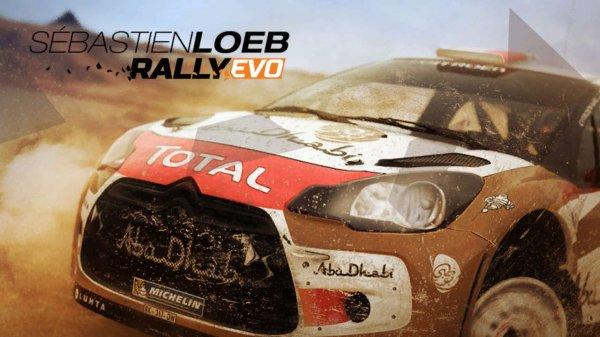 Релиз гонки Sebastian Loeb Rally EVO состоится в январе 2016 года