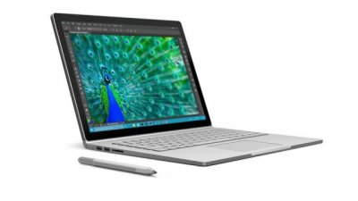 Microsoft сравнила свой Surface Book и топовый MacBook Pro от Apple