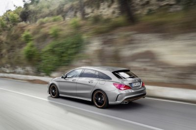 Mercedes-Benz CLA Shooting Brake �������������� � ������������