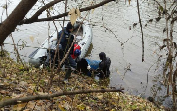 В Прикамье спасатели ищут бочку с телом убитого мужчины