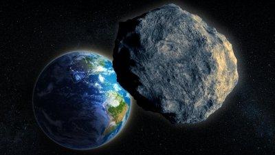 NASA: На Хэллоуин рядом с Землей пролетит астероид-гигант