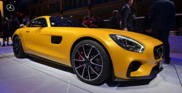 СМИ: Mercedes-Benz разрабатывает новую модель-купе