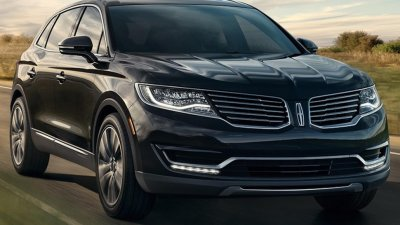 � ����� ���������� ������� ���������� Lincoln MKX 2016