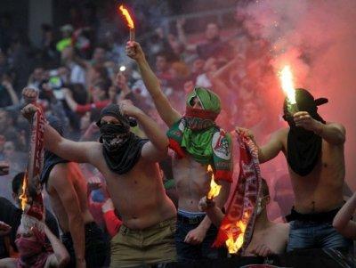 Организация УЕФА снова открыла против московского «Локомотива» уголовное дело