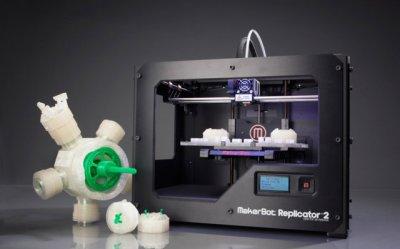 Лазерный 3D-принтер собрал $27,9 млн за 30 дней