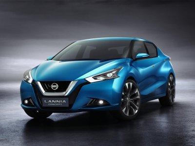 В Китае стартовали продажи нового седана Nissan Lannia