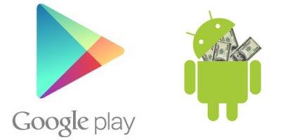 В России стоимость приложений в Google Play выросла в 7 раз
