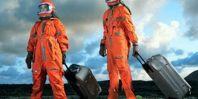 В США провели испытание капсулы для «космического туризма»