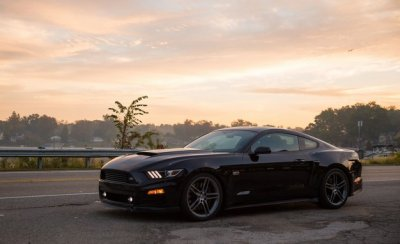 �������� ������-������ Roush ��������� Ford Mustang �� 850 �.�.
