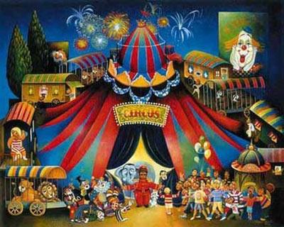 Заказывайте билеты в цирк Никулина онлайн