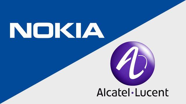 alcatel lucent merger