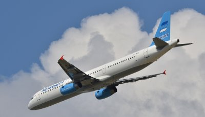 ���: Airbus A321 ���� ����������� ��������� �����