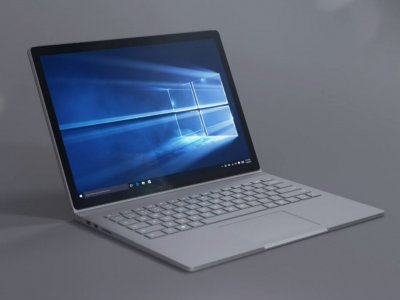 ����� Surface Book �� �������� ��������� Microsoft � ASUS