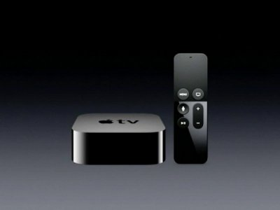 ����� ��������� Apple TV ��������� � ��� �������� ����������� � ����