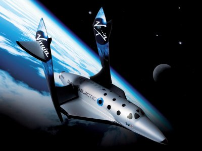 Virgin Galactic ������� ����� ������ SpaceShipTwo � 2016 ����