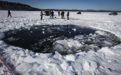 В Челябинской области на озере Чебаркуль утонули два ребенка