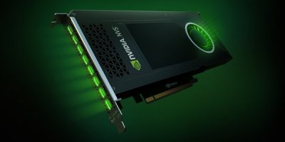 Видеокарта NVIDIA NVS 810 получила восемь mini-DisplayPort