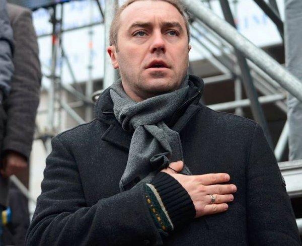 Украинского депутат Мирошниченко избил любовник бывшей жены