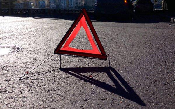 В Краснодарском крае в аварии с автобусом пострадали шесть человек