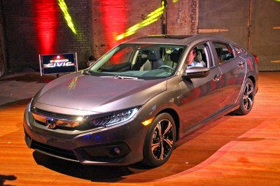 � ��� �������� ������� Honda Civic 10 ���������