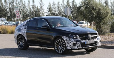 ����� �����-���� Mercedes GLC 450 Coupe ������� �� ������