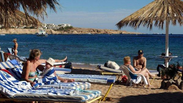 В России возобновили продажу туров в Египет