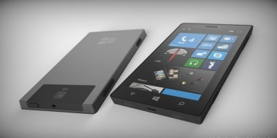 � Microsoft ������ ������������ ��������� Surface Phone