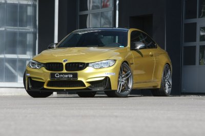 G-Power ��������� �������� BMW M4 Coupe