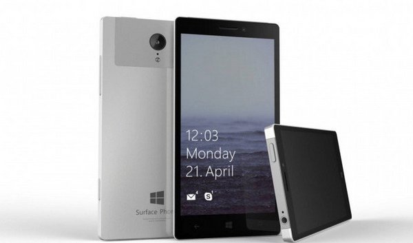 � ���� HTML5test ���������� �������� Surface Phone