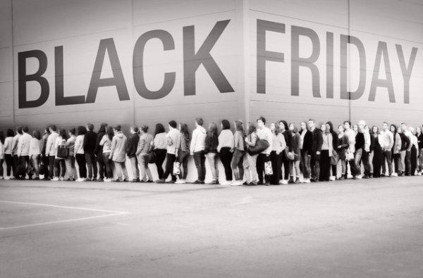 В «черную пятницу» американцы потратили более $10 миллиардов