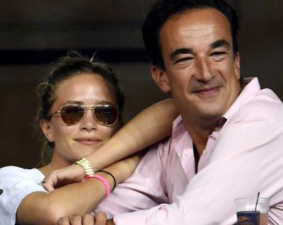 Оливье Саркози и Мэри-Кейт Олсен поженились в Нью-Йорке