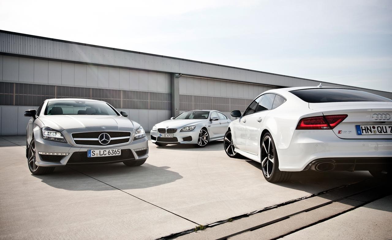 Открытия новых салонов BMW, Mercedes, Audi не будет