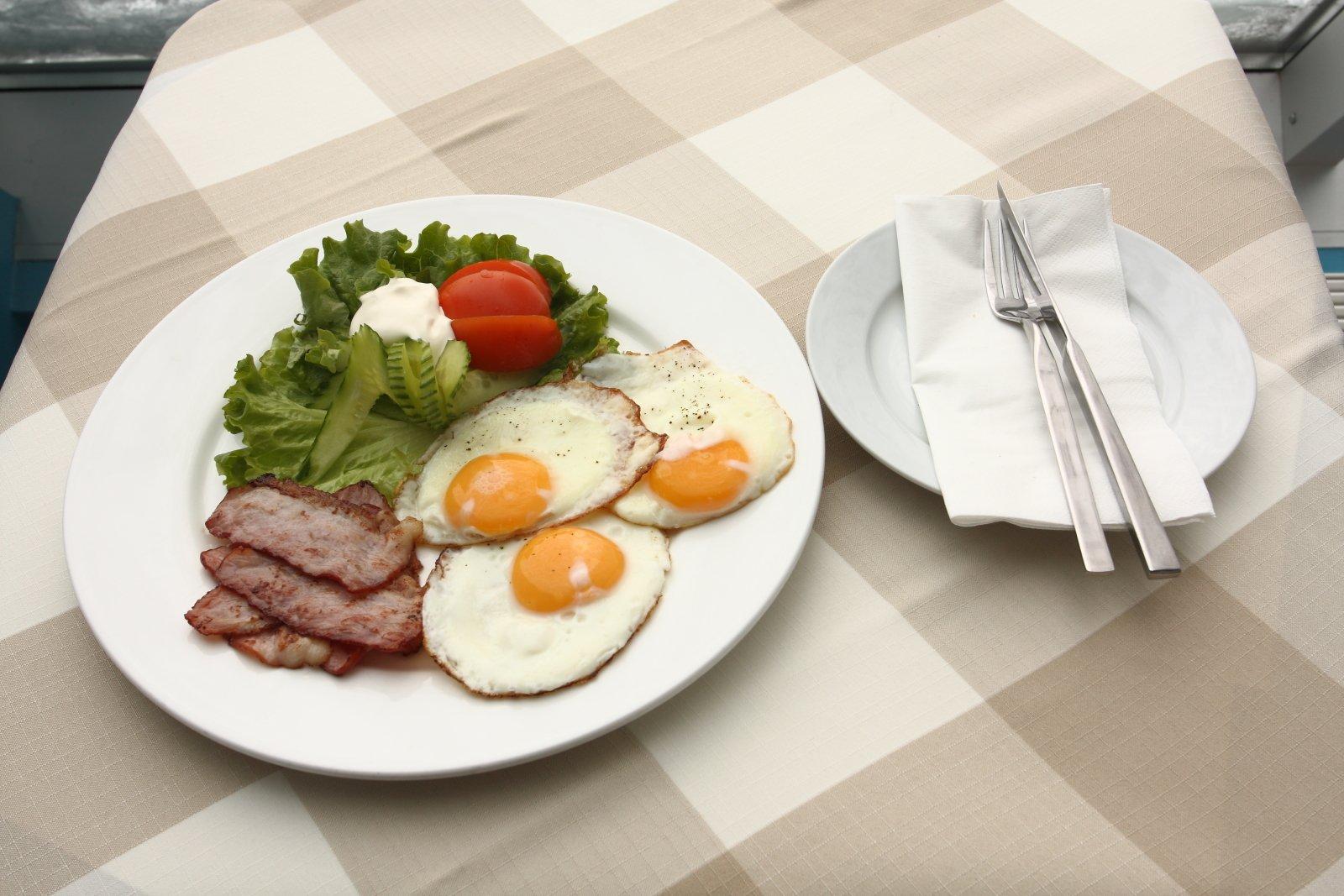 картинка белковый завтрак суп