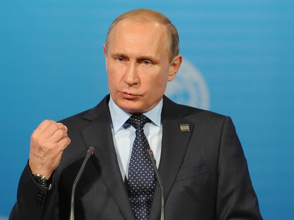 Путин пригрозил США мгновенным ответом на выход из договора о РСМД
