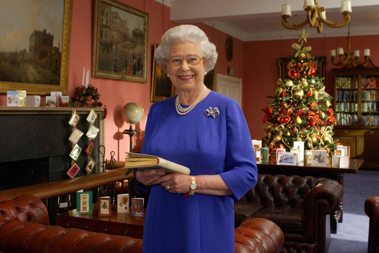 Королева елизавета 2 рождественское поздравление фото 5