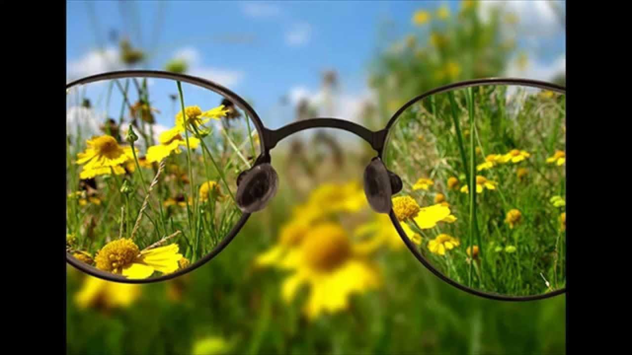 как видят люди с нарушениями зрения фото
